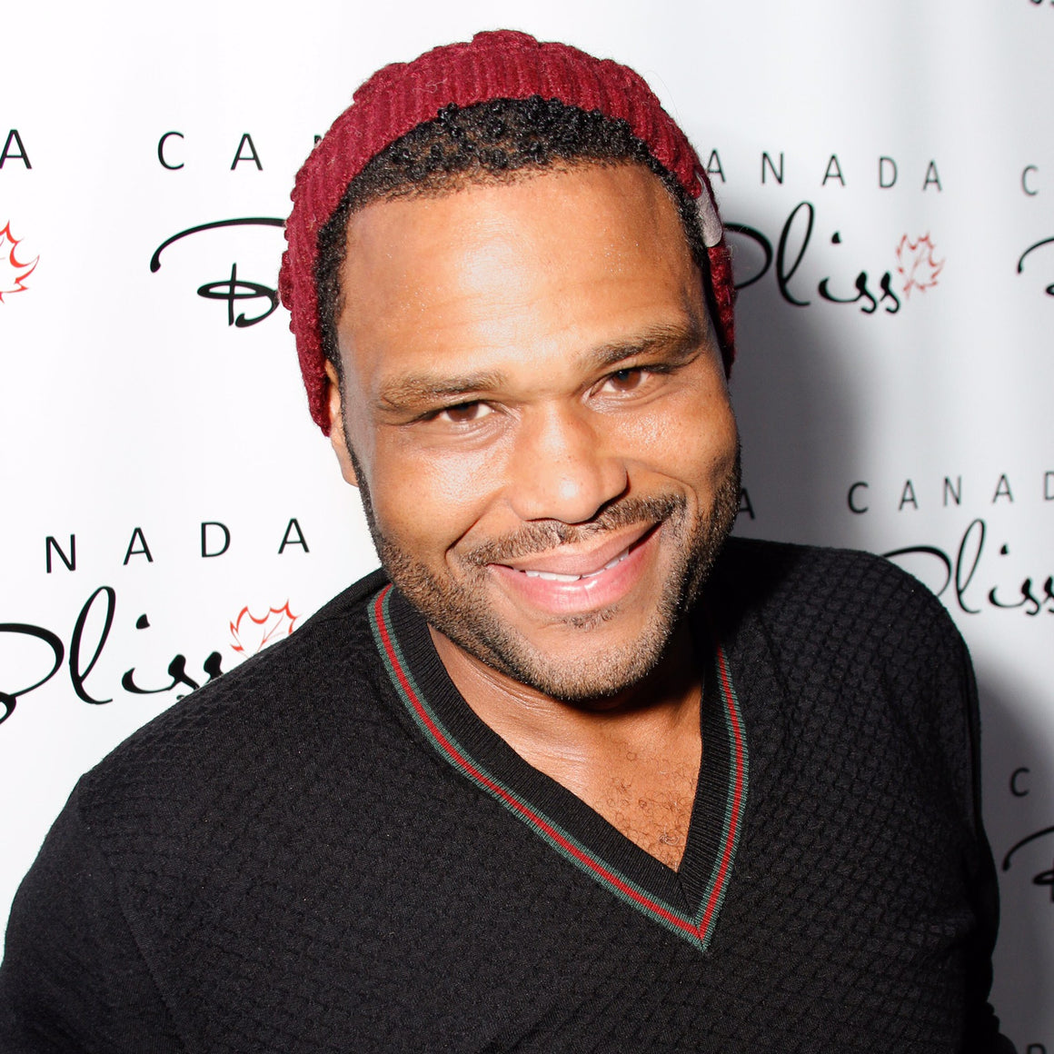 Dreams Hat on Anthony Anderson | Burgundy | Baby Alpaca