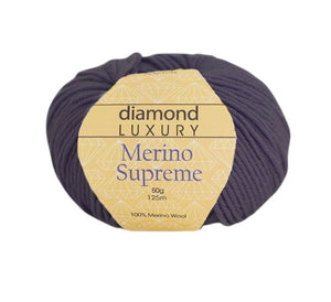 Merino Supreme Yarn | Black