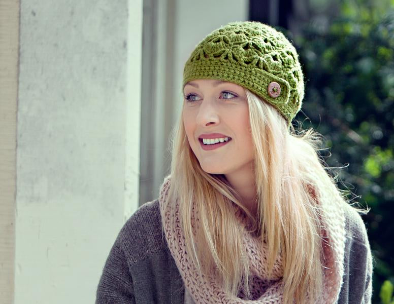 Canada Bliss, knit hats, crochet hats, accessories