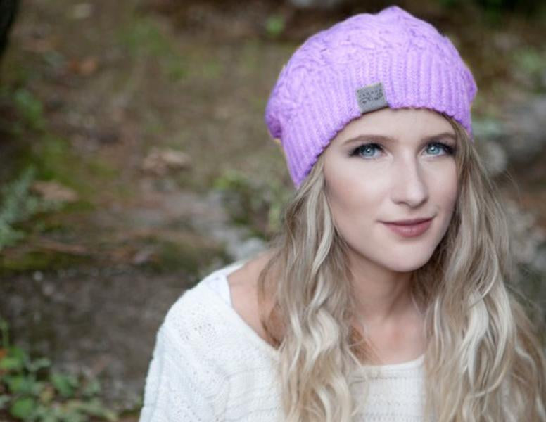 Canada Bliss crochet luxury hats toques beanies