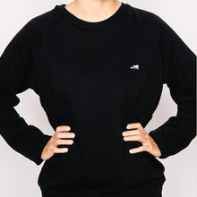 Lade das Bild in den Galerie-Viewer, Sweater schwarz (Unisex)