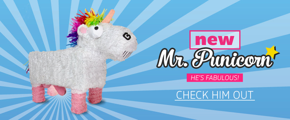 Mr Punicorn the Unicorn With a Penis Pinata