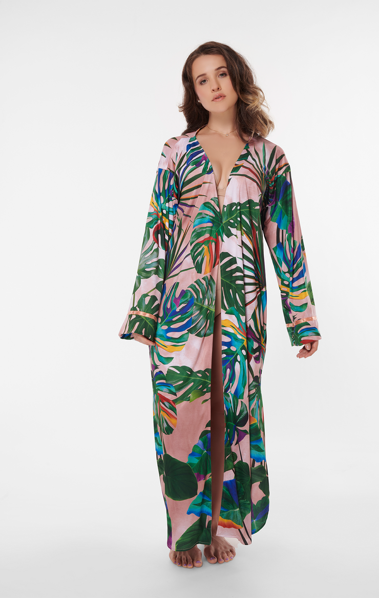 Tropical Bliss Dressing Gown