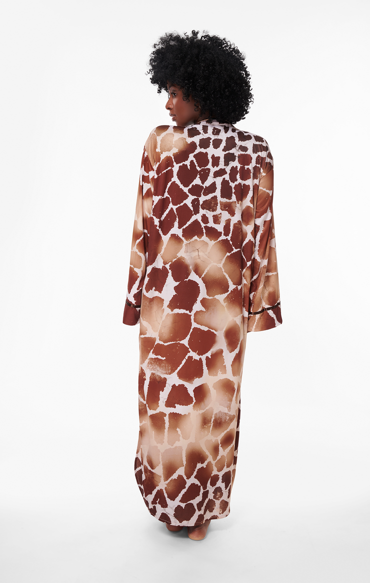 Safari Lust Dressing Gown
