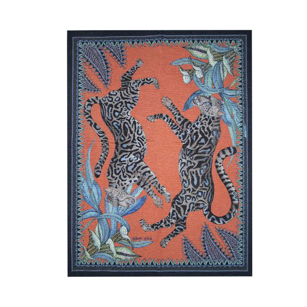 Tea Towel - Cheetah Kings