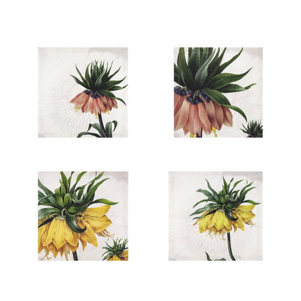 Fritillaria - Set of 4 Napkins