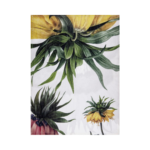 Fritillaria - Set of 2 Tea Towel Yellow
