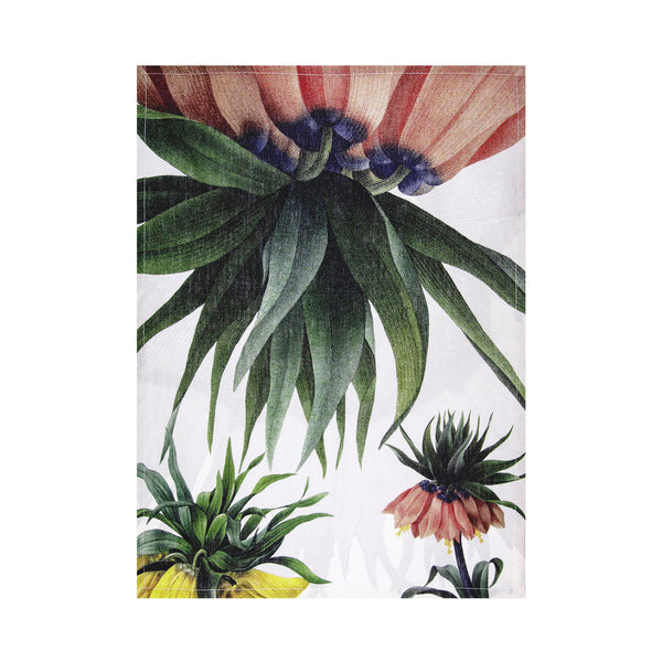 Fritillaria - Set of 2 Tea towel Pink