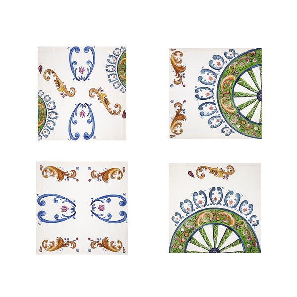 Siciliam - Set of 4 Napkins