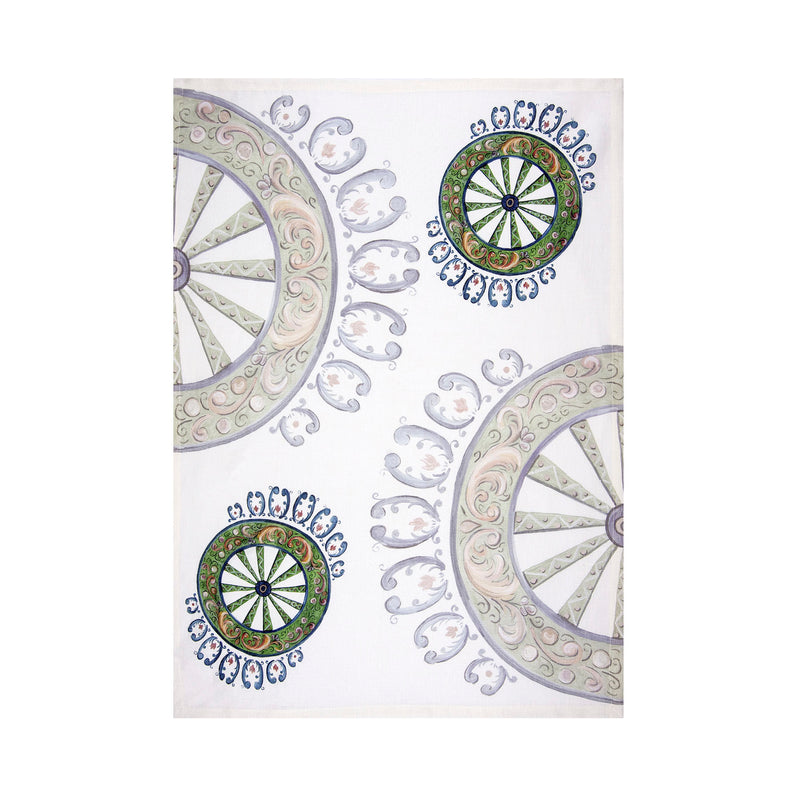 Siciliam - Set of 2 Tea towels, Variant 1