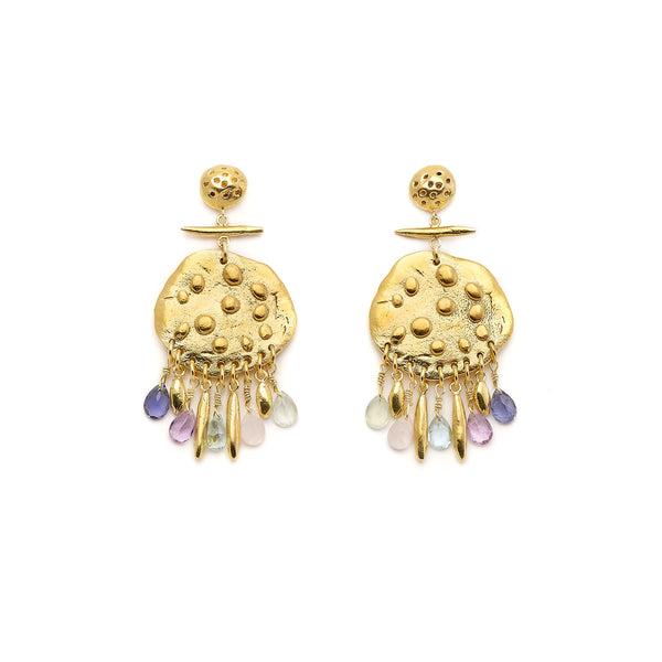 Mermaid Smile - Boucles D'Oreilles
