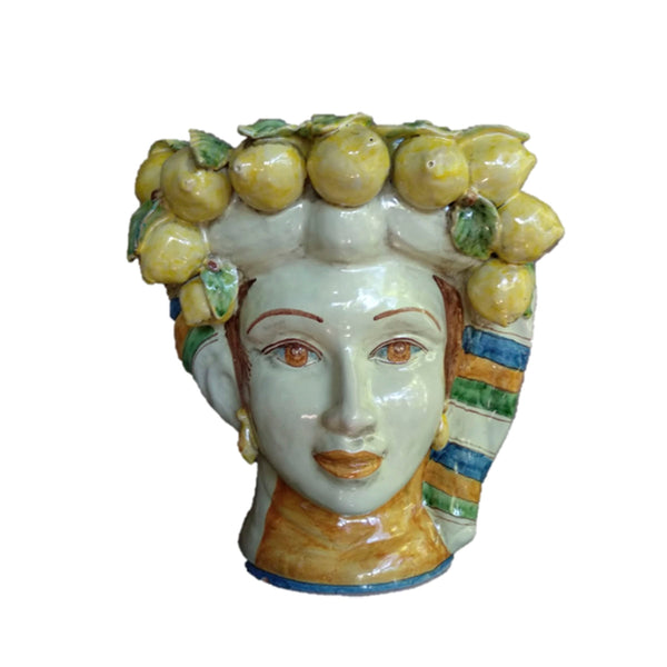 The Lemon Lady - Vase