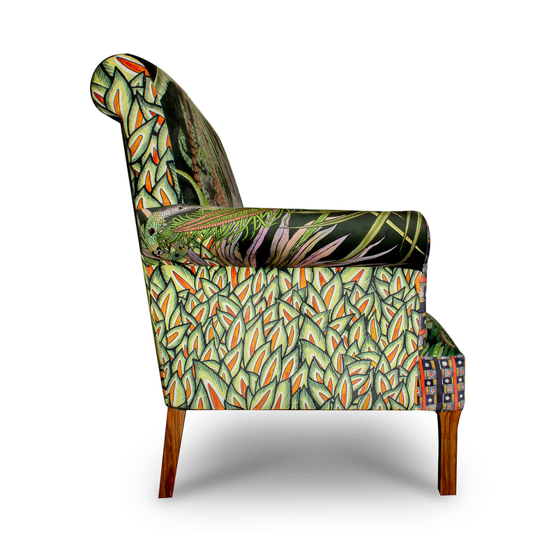 Fauteuil - The Delta Sofa - Velours