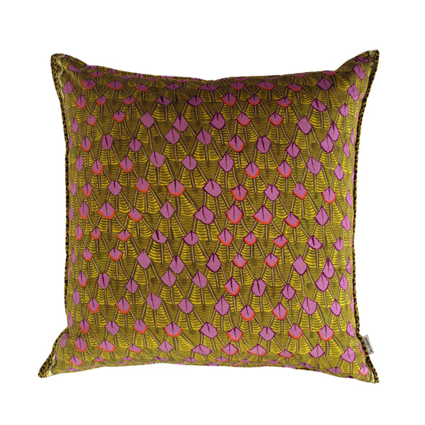 Cushion - Feather - Velvet 60x60cm