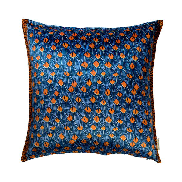 Coussin - Feather - Velours 60x60cm