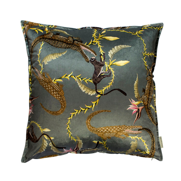Coussin - Riverchase - Velours 60x60cm