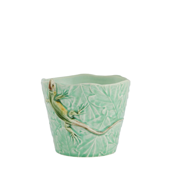Garden of Insects - Lizard Vase