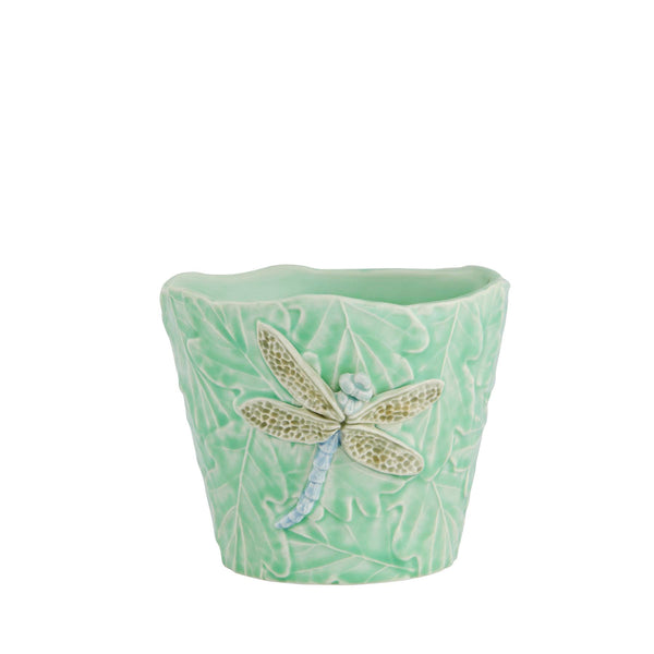 Garden of Insects - Dragonfly Vase
