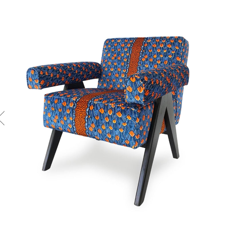 Fauteuil - Zambezi Feather Royal - Velours
