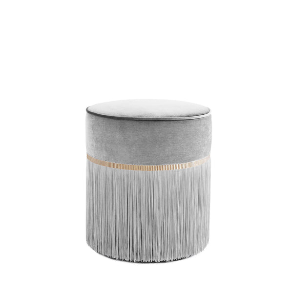 Pouf Plain - Grey