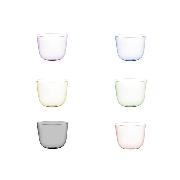 No 267 Alpha - Set of 6 Water Tumblers