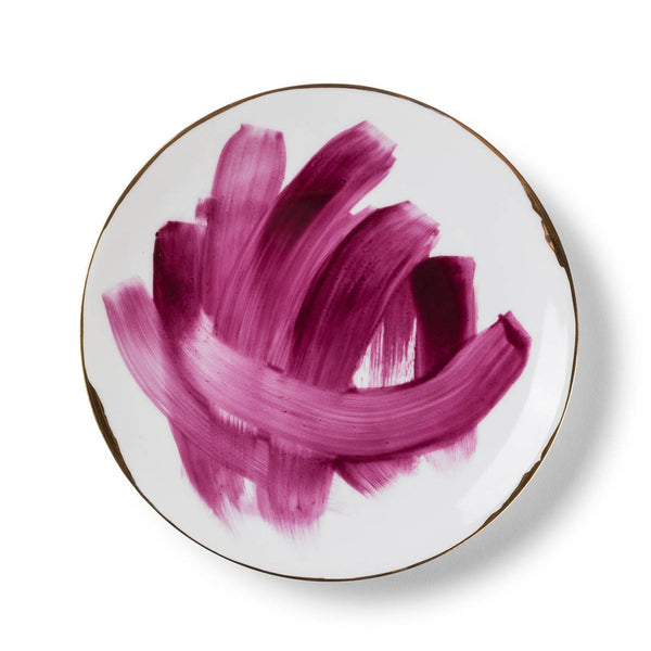 Brush Pink - Assiette
