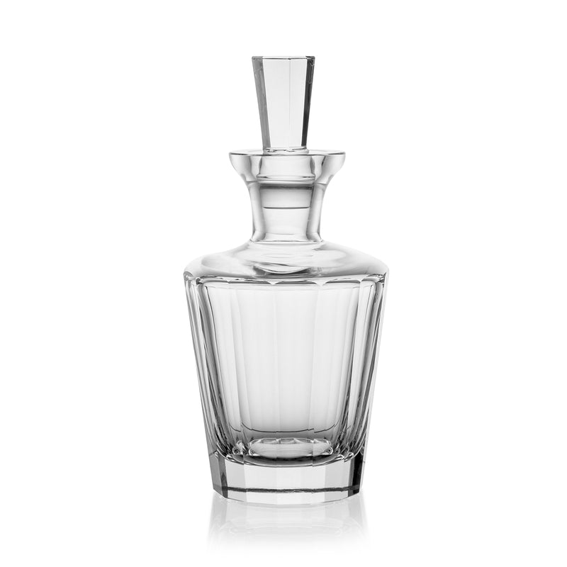 Faceted, Barware Decanter