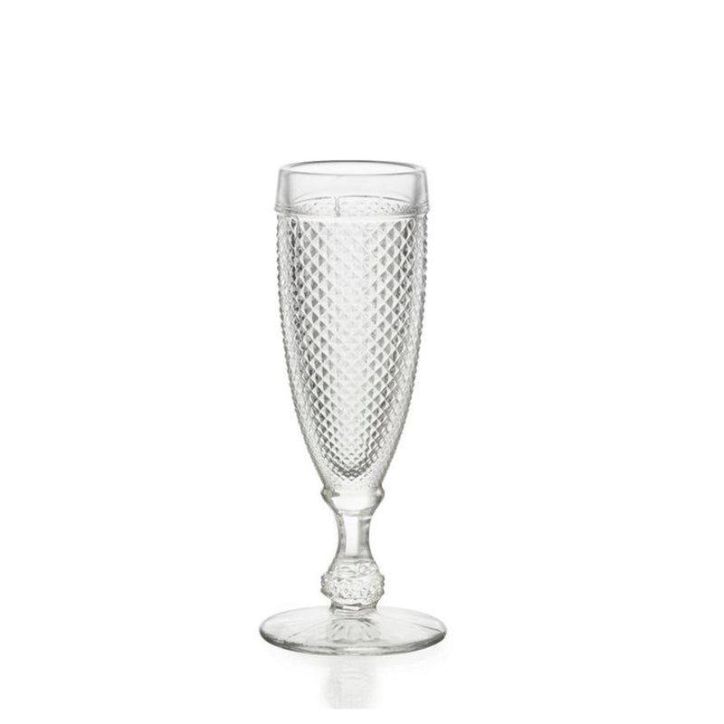 Bicos - Set of 4 Champagne Flutes