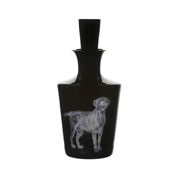 Dog - Barware Decanter
