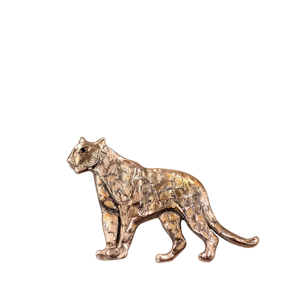 Belt Buckle - Panther