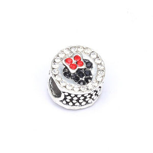 New Cartoon Mickey Minnie Beads for Women Jewelry Making Fit Original Pandora Charms Bracelet Fine Pulsera Pendant Girl Gift DIY