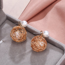 Load image into Gallery viewer, New Statement Earrings For Women 2020 Korean Earrings Dangle Vintage Butterfly Earrings Fashion jewelry For Valentines Day Gift