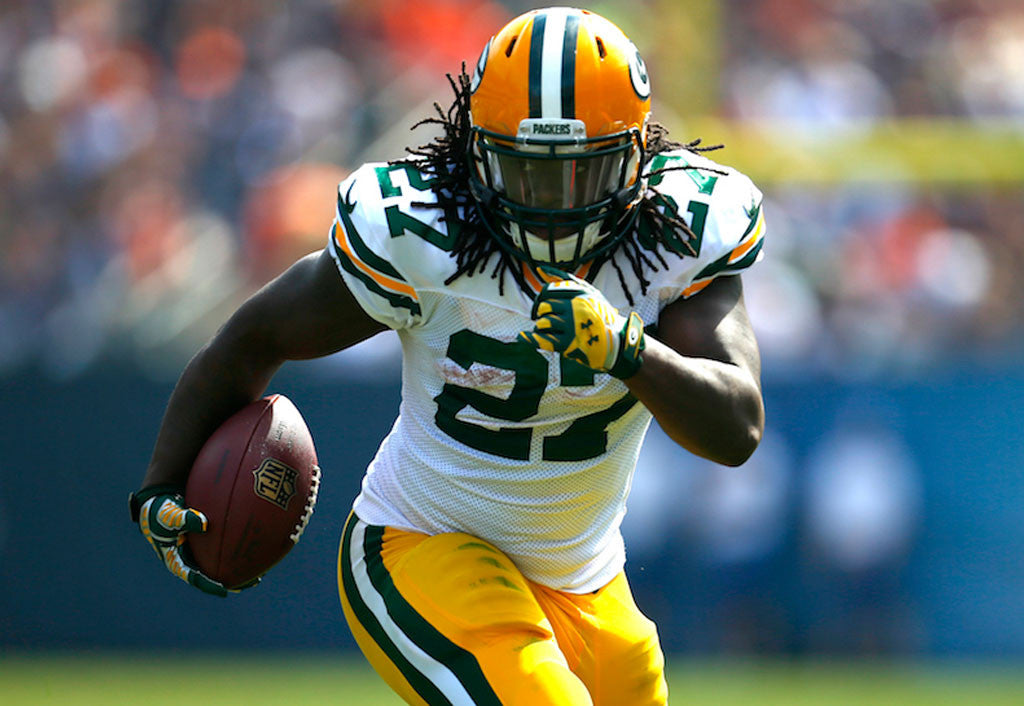 Eddie Lacy Added to IR <br><sub> Could miss the rest of the season </sub>