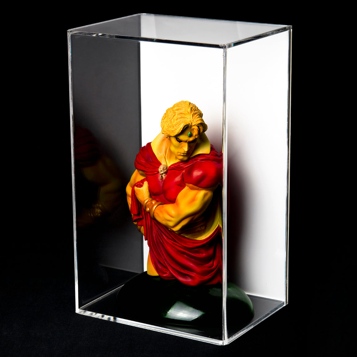 Adam Warlock displayed in our A044 case