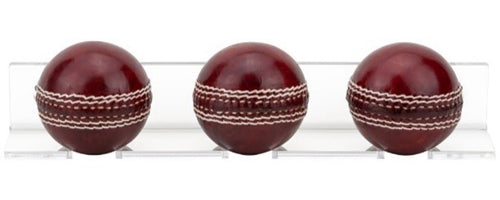 Cricket balls wall mounted floating shelf bracket