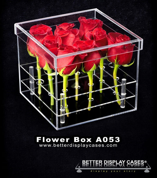 Flower Display Case (A053)