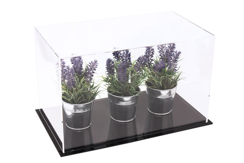 Versatile Black Base Display Box