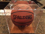 "Basketball Display Case <br> With ""Wood"" Floor<br> <sub> For NBA, NCAA, and more </sub> - Better Display Cases - 3"