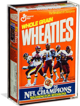 Acrylic Display Case for Wheaties Cereal Box (A020)