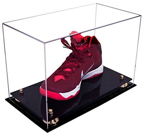Basketball Shoe <br> Display Case<br> <sub> For NBA, NCAA, and more </sub>