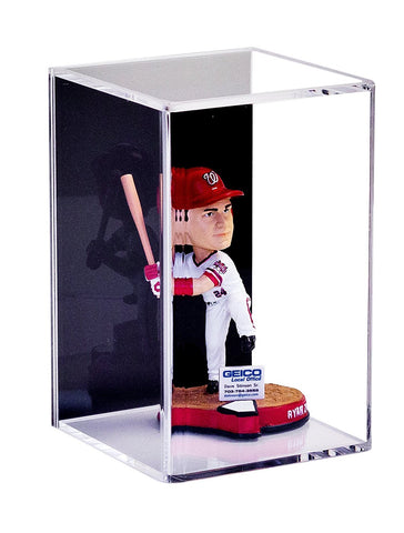 Collectible Bobblehead <br> Wall Mount <br> Display Case<br> <sub> McFarlane, dolls, and more! </sub>, Display Case, Better Display Cases, Better Display Cases - Better Display Cases