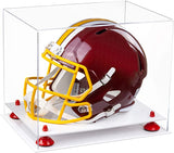 Acrylic Full Size Football Helmet Display Case