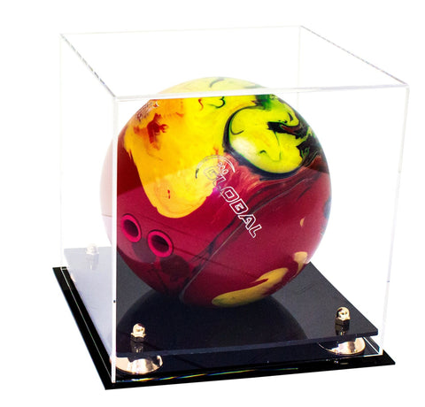 Better Display Cases Bowling Ball Display Case Enchanting Bowling Ball Display Stand