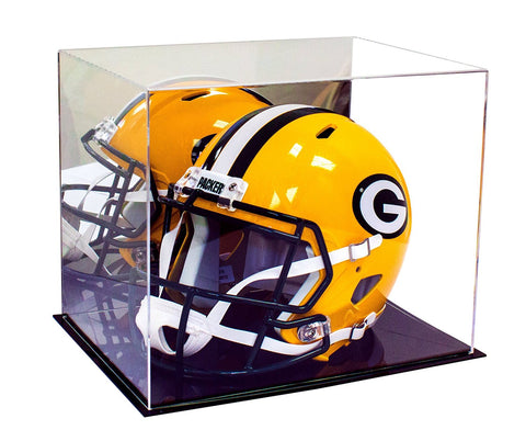 Large Clear Acrylic <br> Display Case <br> with Mirror <br> <sub>14.5 x 11 x 12, Display Case, Better Display Cases, Better Display Cases - Better Display Cases