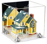 Acrylic Versatile Display Case 11 X 11 X 11 Mirror