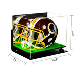 14.5x11x12 Football Helmet Display Case