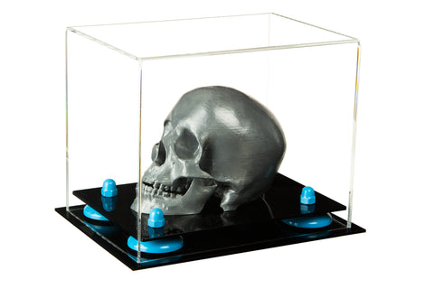 "Small Versatile Display <br> Clear Square Case <br><sub> 8.25"" x 6"" x 6.75"", Display Case, Better Display Cases, Better Display Cases - Better Display Cases"