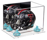 Mini Helmet Case with Risers
