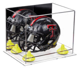 Football Helmet Disply Case