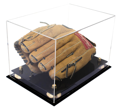 Baseball Glove <br> Display Case<br> <sub> For MLB, NCAA, and more </sub>, Display Case, Better Display Cases, Better Display Cases - Better Display Cases